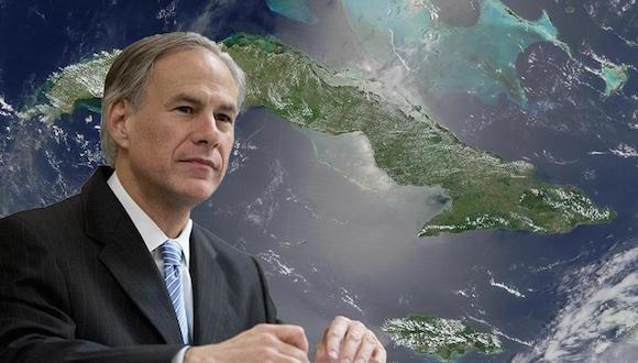 abbot-gobernador-de-texas-cuba