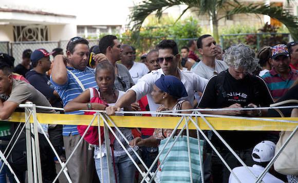 Embajada de Ecuador en la Habana. Foto: Ismael Francisco/Cubadebate.